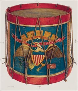 Civil War Drum