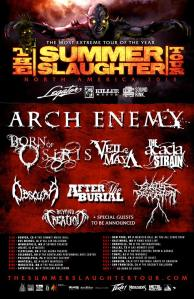 Summer Slaughter Fest 2015