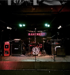 The Scratches at The Basement